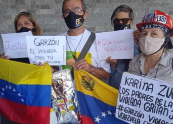 Embajada Argentina venezolana violada
