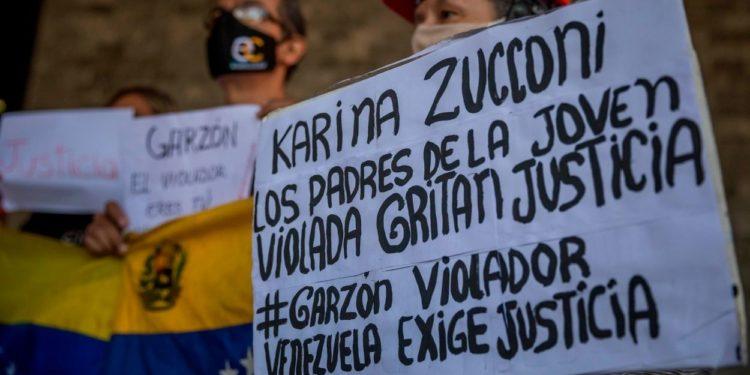 Violador Garzón culpable de daños a joven venezolana en Argentina