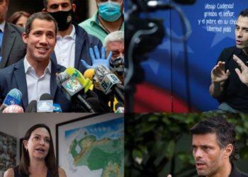 Debate dentro de la oposición venezolana