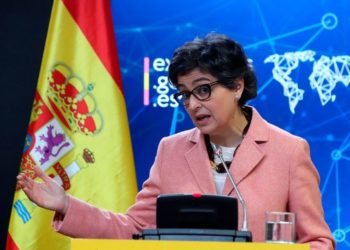 Ministra España
