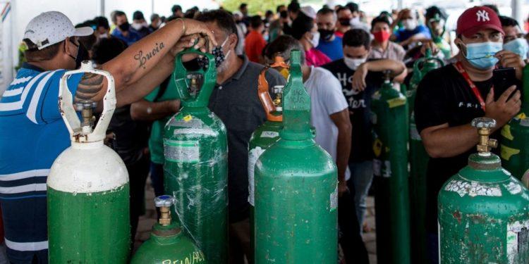 Maduro oxígeno Brasil