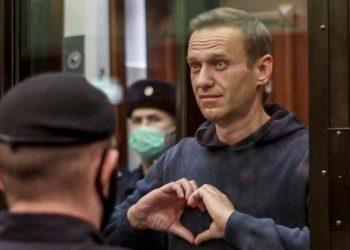 Navalny y oposición