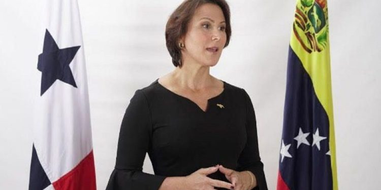 Panamá embajadora Guaidó