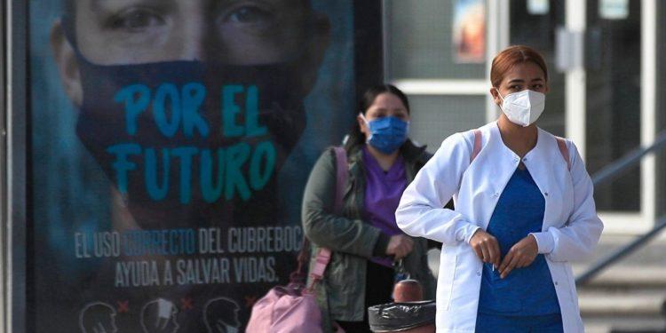 México migrantes vacunación
