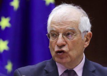 Borrell y Unión Europea