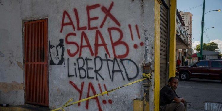 Chavismo y Alex Saab