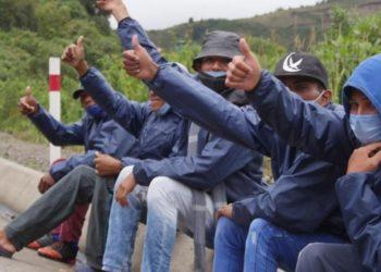 Migrantes venezolanos en Latinoamérica