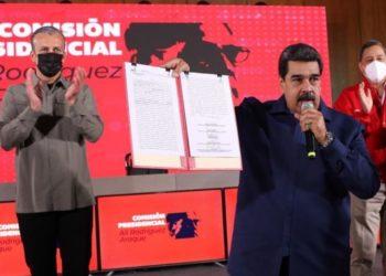 Maduro y ONU