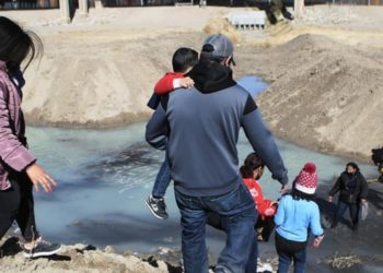Familias e inmigrantes