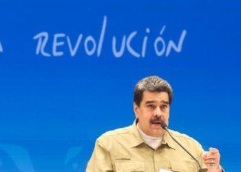 Sanciones y Maduro