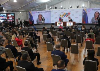 Negociaciones y Consejo Nacional Electoral