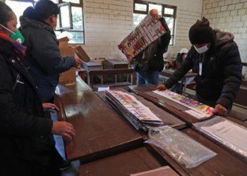 Bolivia y elecciones