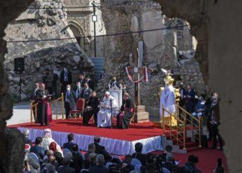 Papa Francisco e Irak