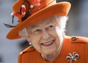 Reina Isabel II-EFE