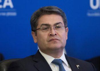 Juan Orlando Hernández y autogolpe