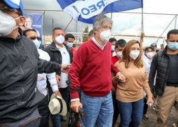 Candidatos presidenciales de Ecuador