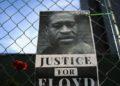 Ex-policía y George Floyd
