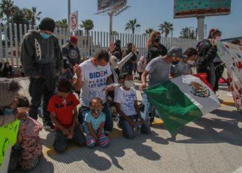 Biden y frontera
