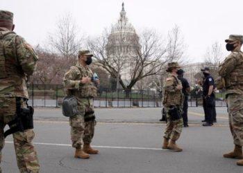 Policía y Capitolio