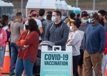 Vacunación en Miami
