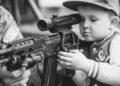 Estados Unidos y armas de fuego