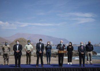 ley migratoria y Chile