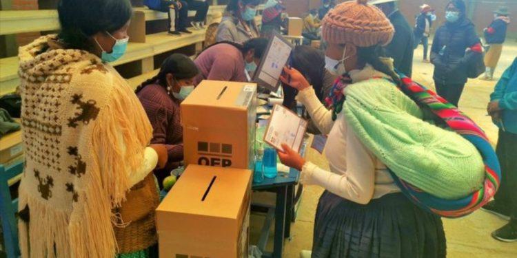 elecciones departamentales de Bolivia