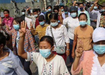 Myanmar y Guerra Civil