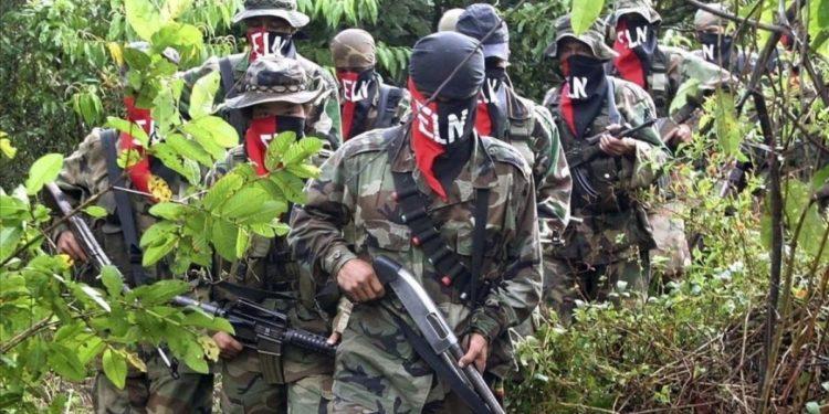grupos irregulares y Maduro