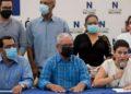 Oposición en Nicaragua