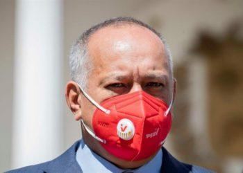 Diosdado Cabello y diálogo