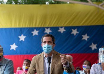 Delegación de Guaidó y Washington