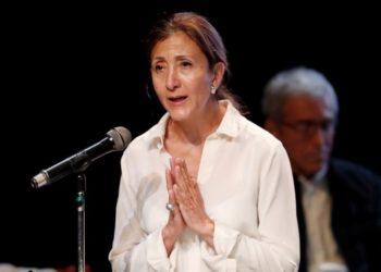 Líderes de las FARC y Víctimas