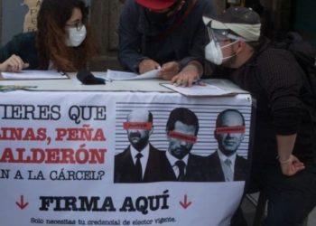 Consulta Popular y López Obrador