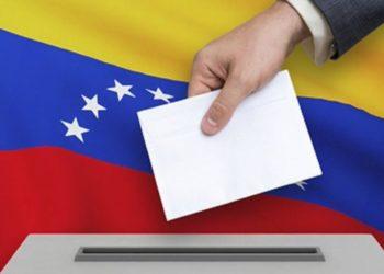 venezolanos y condiciones electorales