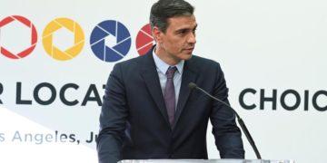 Pedro Sánchez y Estados Unidos