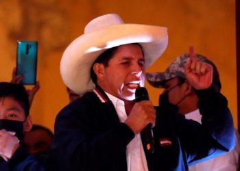 Pedro Castillo y Perú