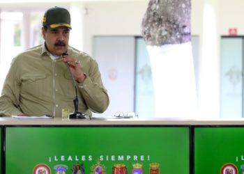 dictadura y Maduro