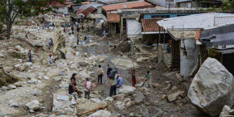 Mérida y deslave