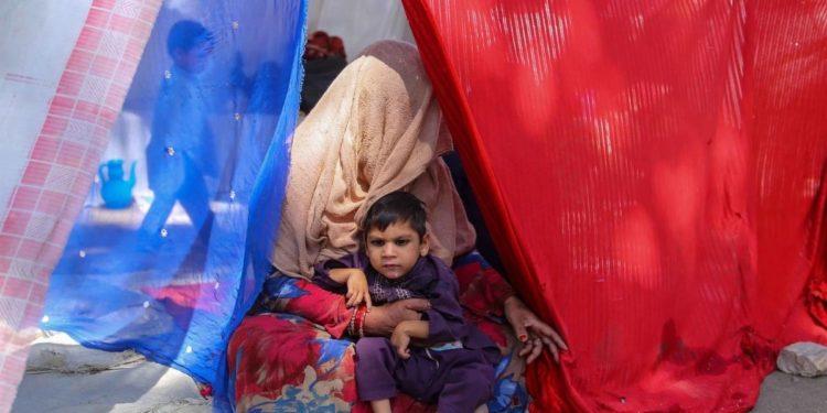 Mujeres y talibán