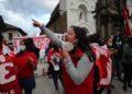 Protestas y Guillermo Lasso