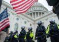 Trumpistas y manifestación