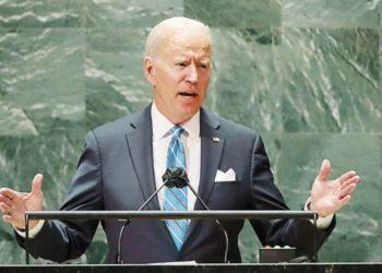 Biden y ONU