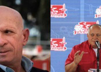 Hugo Carvajal y Diosdado Cabello