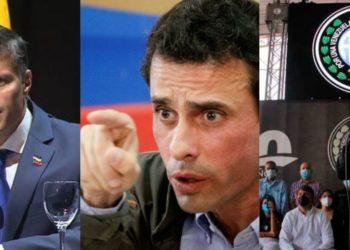 Elecciones regionales y oposición