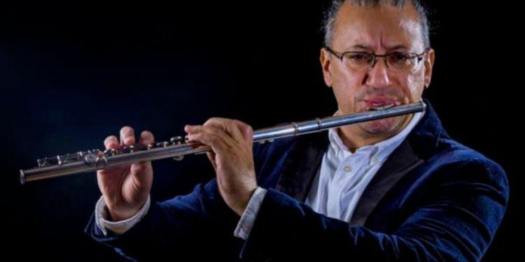 Omar Acosta y Latin Grammy
