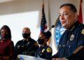 Acevedo y policía de Miami