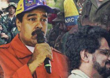grupos guerrilleros colombianos en Apure