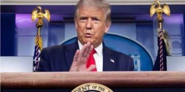 Trump y documentos del 6 de enero