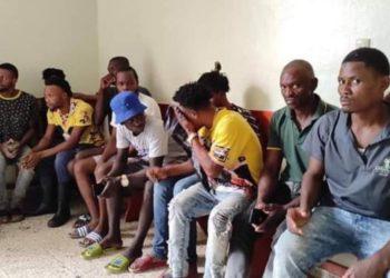 Gobierno haitiano y misioneros